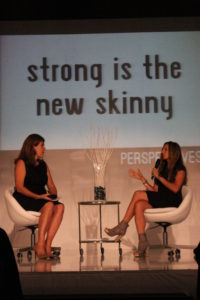 "Bonnie McCarthy interviews fitness guru Jennifer Cohen about her book, ""Strong is the New Skinny""."